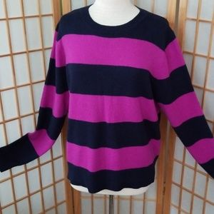 J.CREW sweater sz XL